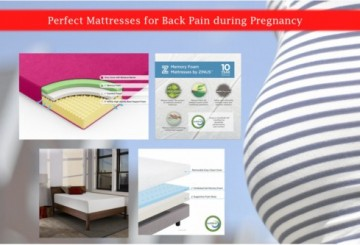 Perfect Mattresses for Back Pain during Pregnancy