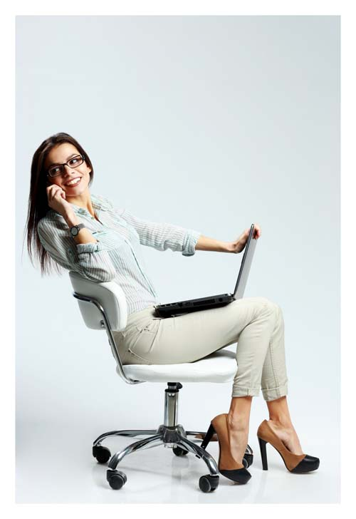 best office chair for lower back pain - sitting