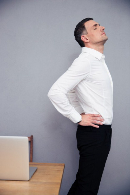 Best Lower Back Pain Relief man