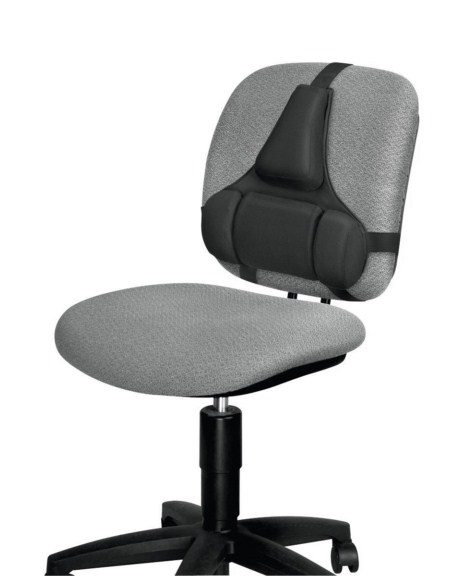 back support for office chair - Fellowes Professional Series Back Support