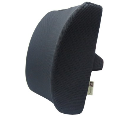 back support for office chair - Love Home Memory Foam 3d Ventilative Mesh Lumbar Support Cushion Back Cushion