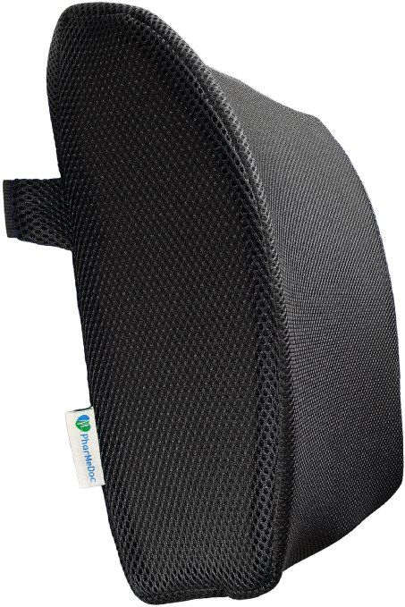 best car seat cushion for back pain - back Support
