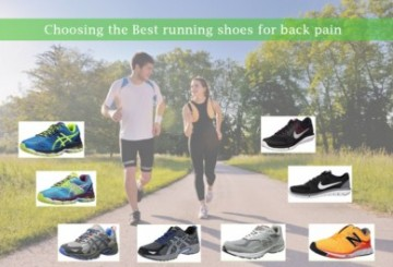 Choosing the Best running shoes for back pain
