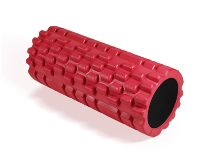 Sciatic Nerve Stretches - foam roller