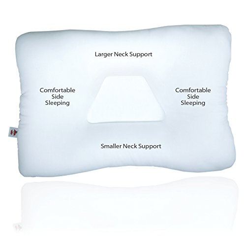 best pillow for back pain - neck support pillow