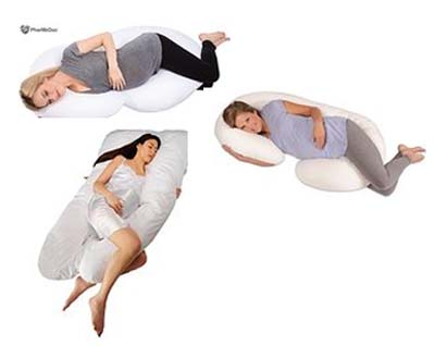 Pillow for Back pain - pregnancy pillow