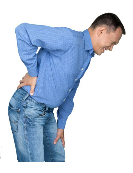 hip pain - muscle stiffness