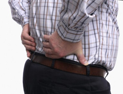 back pain - Types or stages of back pain