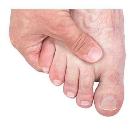 joint pain - toe pain