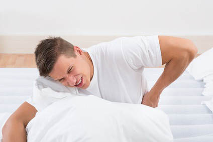 Back Pain When Waking Up