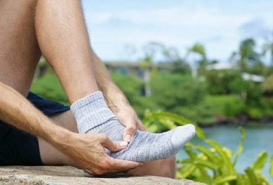 Five Causes of Top of Foot Pain From Running and What You Can Do