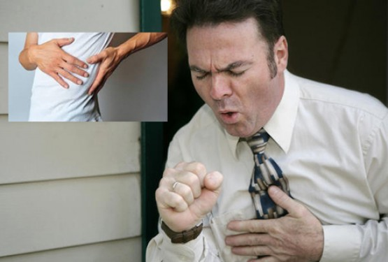 Why You Experience Back Pain When Coughing