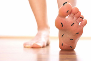 what does diabetic foot pain feel like