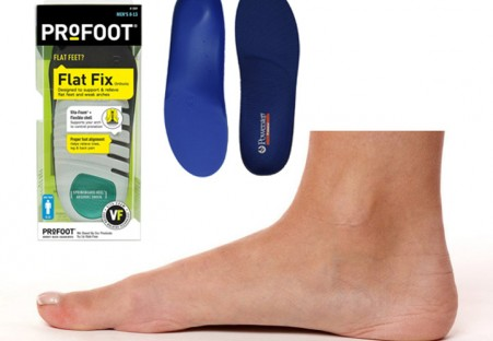 Five of the Best Insoles for Flat Feet
