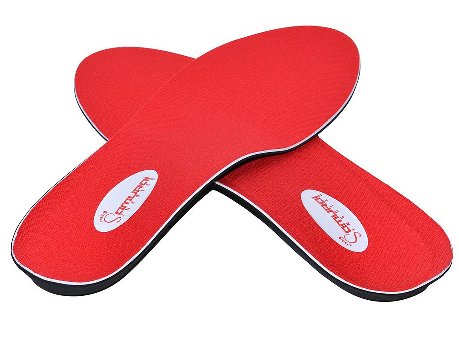 Best Insoles for Flat Feet - Orthotics for Flat Feet by Samurai Insoles