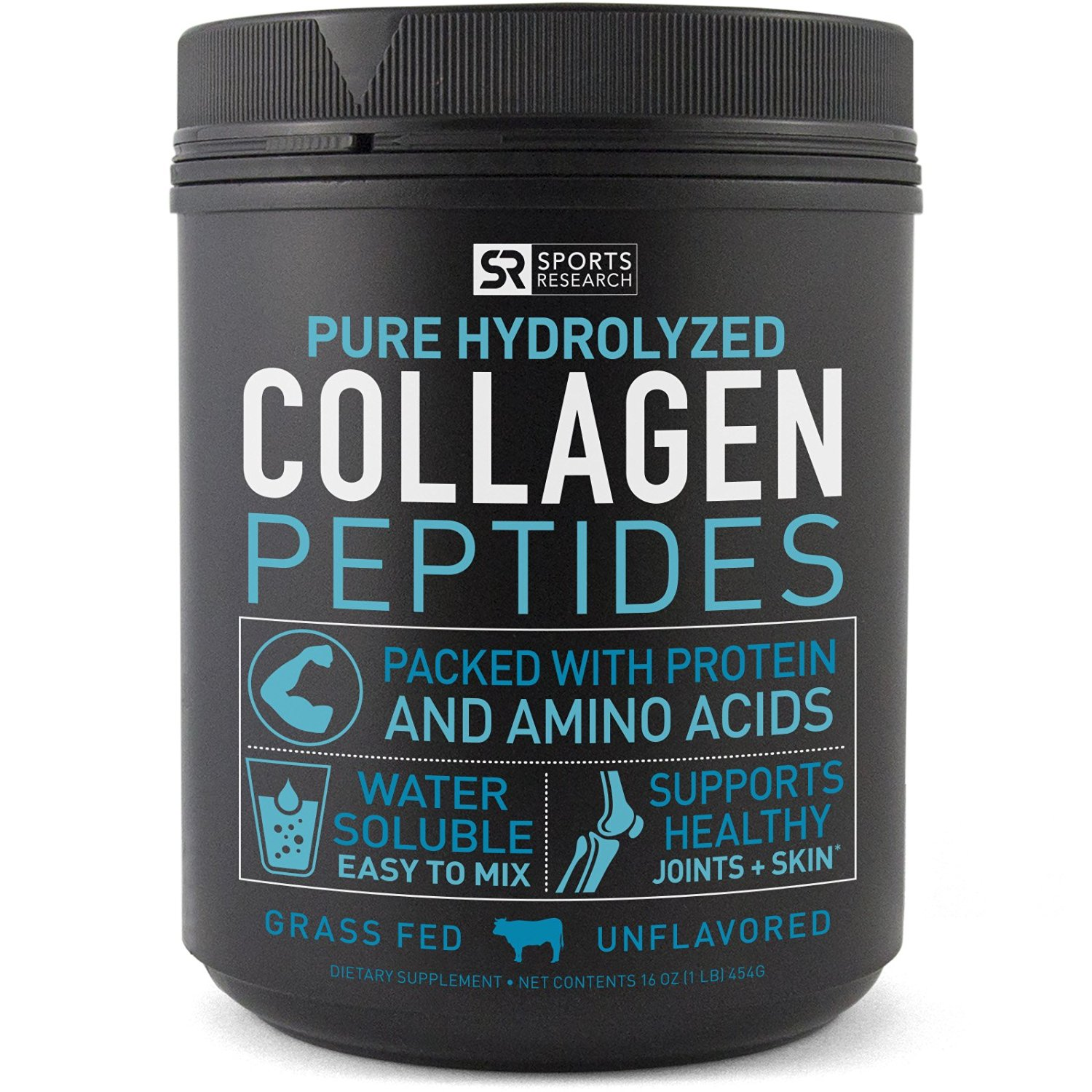 joint pain supplements - powder collagen