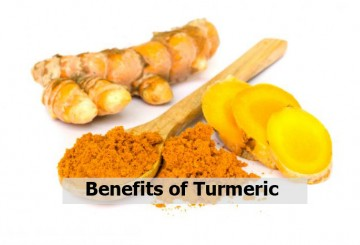 Benefits of Turmeric for good health and pain relief