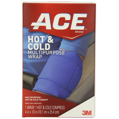 Gel pack - ACE Compress Multi Purpose Wrap, Cold Hot