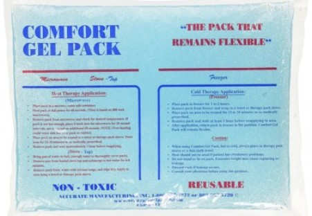 Cold and Heat Gel Pack for pain relief and reduce inflammation