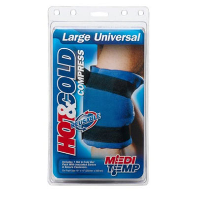 Gel pack - Medi-Temp Universal Hot Cold Therapy Pad