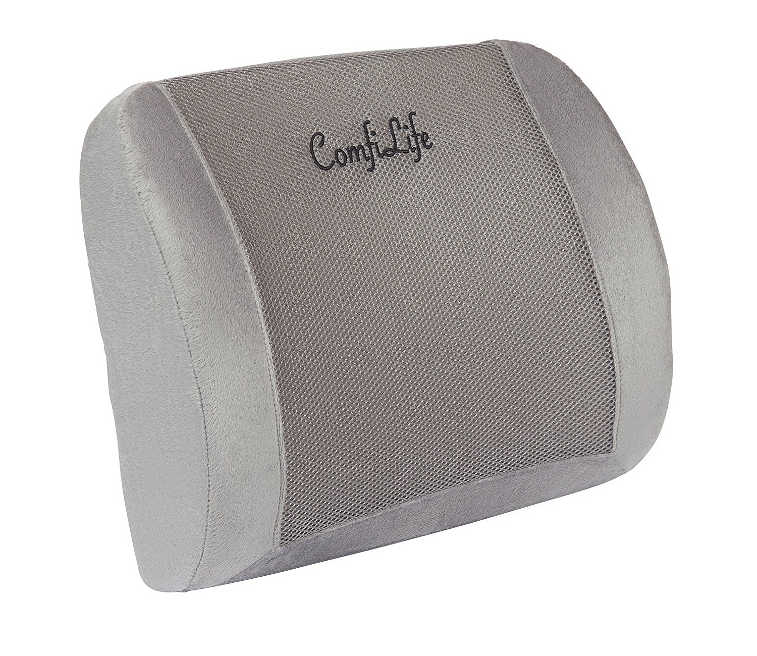 Lumbar support for car comfilife memory foam car lumbar support