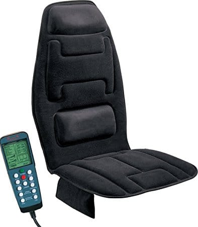Heated Seat Covers - Black Relaxzen 60-2910