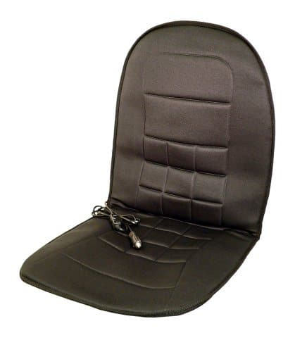 Heated Seat Covers - Black Wagan IN9738