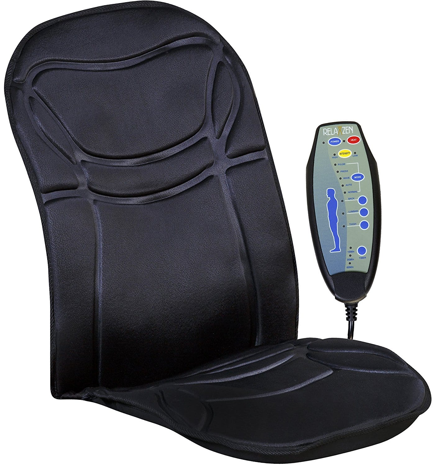 Heated Seat Covers - Relaxzen 60-2926