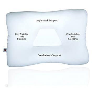 pillow for neck pain - Tri-Core Cervical Pillow by Core Products
