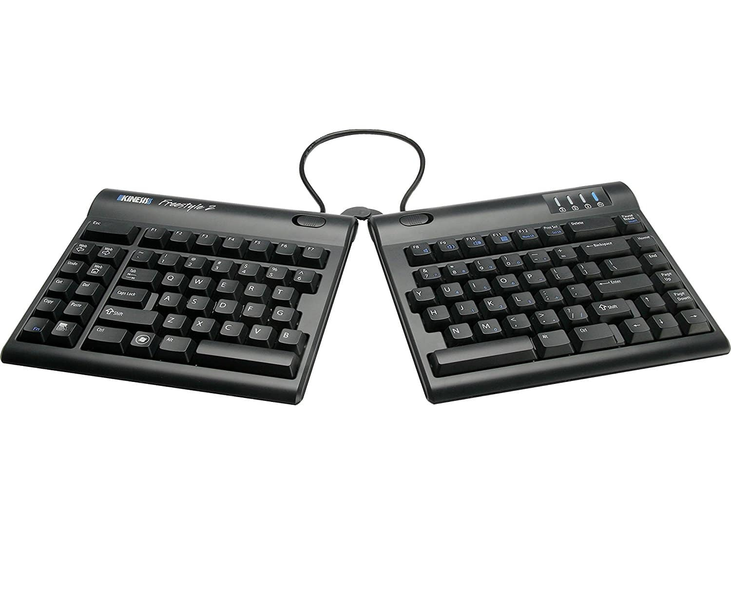 ergonomic keyboard - Kinesis Freestyle2 Ergonomic Keyboard for PC