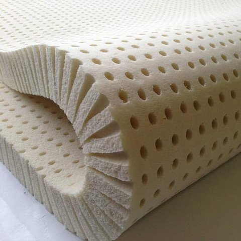 latex mattress topper - Pure Green 100% Natural Latex Mattress Topper