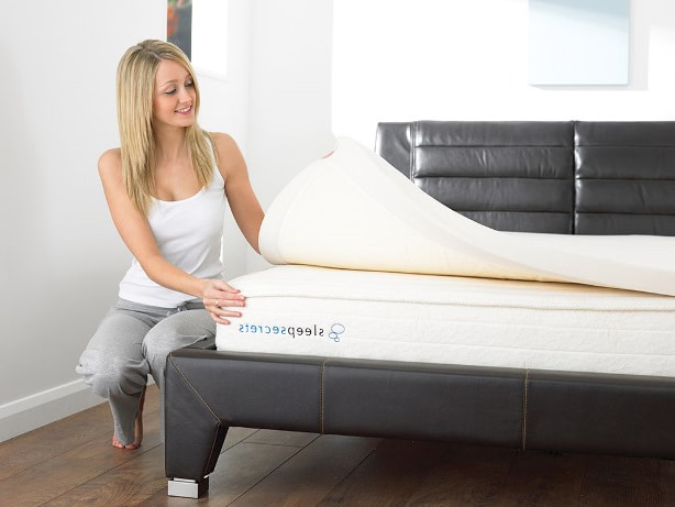 mattress topper for back pain