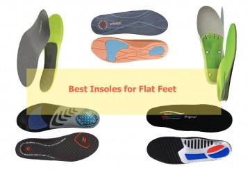 Insoles for Flat Feet: Which are the best?