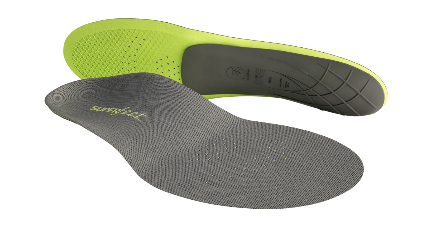 insoles for flat feet - Superfeet CARBON Full-Length Insoles